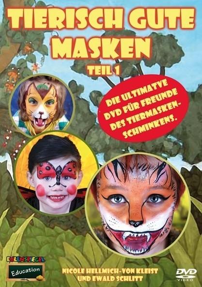 Tierisch gute Masken - DVD - Teil 1
