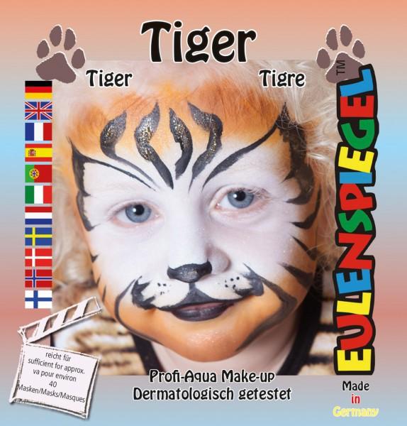 Motiv-Set Tiger