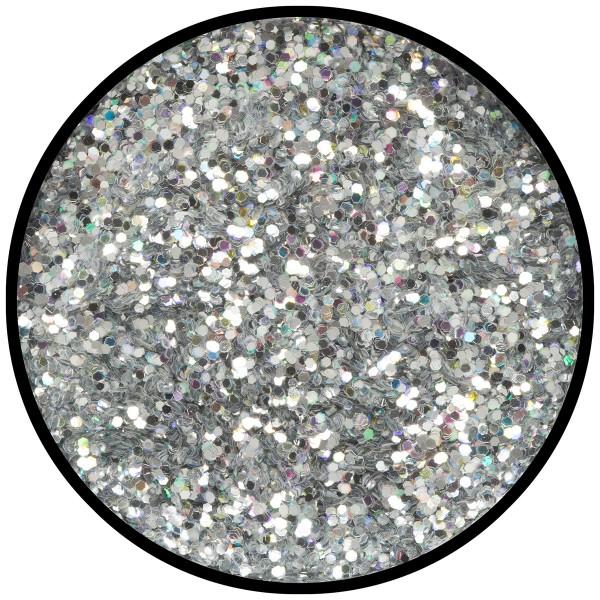 Silber-Juwel (grob), holographisch, 6g