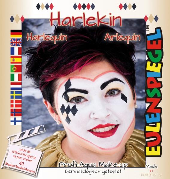 Motiv-Set Harlekin