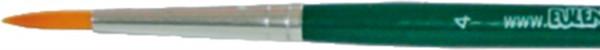 Rundpinsel, Gr. 4, grün