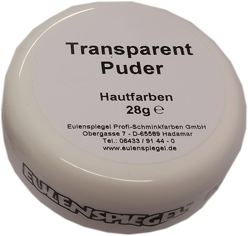 Transparentpuder, Hautfarbe 28g