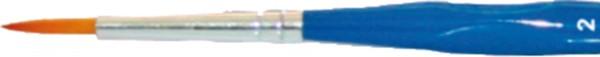 Balance-Pinsel griffverstärkt Gr 2, m.-blau