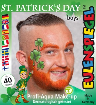 Motiv-Set St. Patrick's Day (Boys)