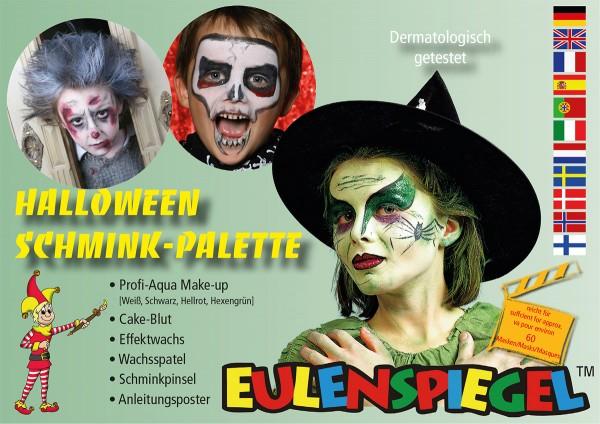 Halloween-Palette