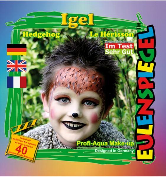 Motiv-Set Igel
