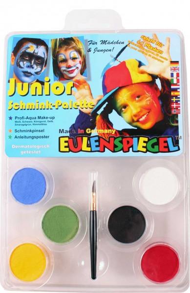 Junior-Schmink-Palette