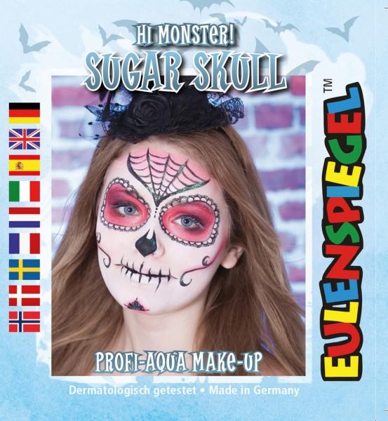 Motiv-Set Sugar Skull