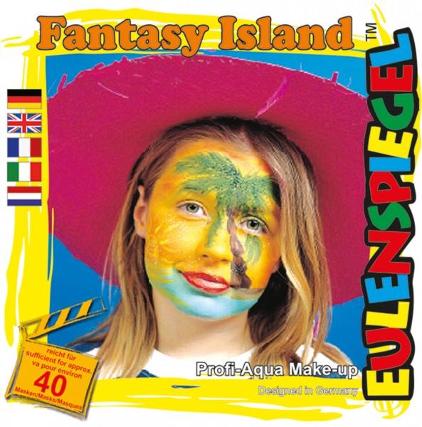 Motiv-Set Fantasy Island
