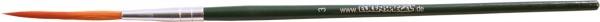 Schlepppinsel, Gr. 3, grün