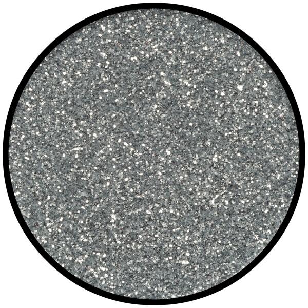 Silber (fein), 6g Tattoo-Glitzer