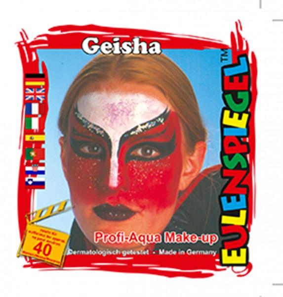 Motiv-Set Geisha