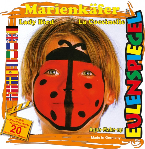 Motiv-Set Marienkäfer