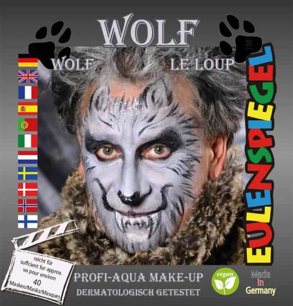 Motiv-Set Wolf