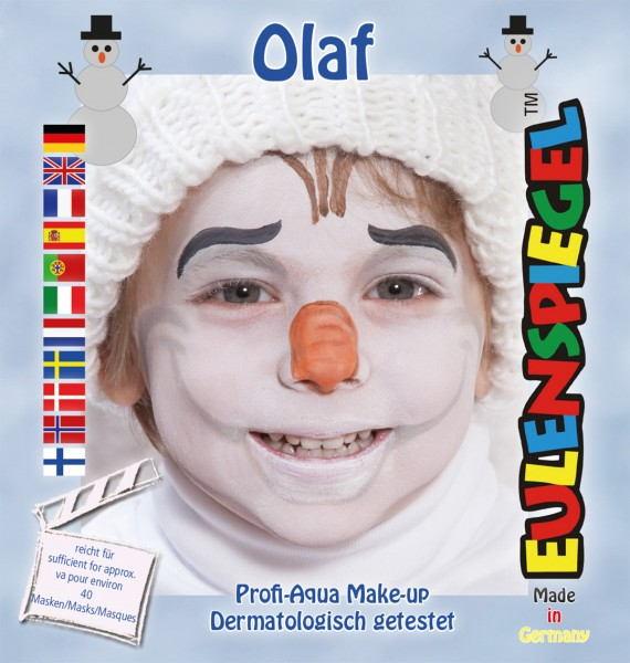 Motiv-Set Olaf